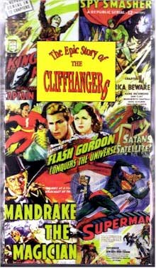 collection of cliff hanger serials.